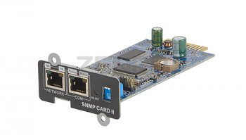 SNMP Card II ATS and ITS monitoring module