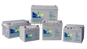 Interberg SLA batteries GP series