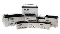 Zener SLA batteries ZB series